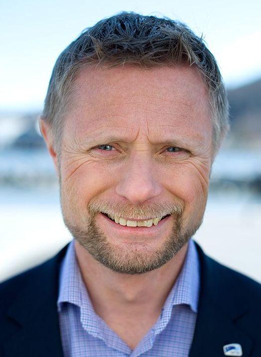 Profilbilde: Bent Høie