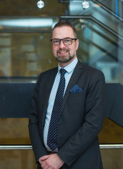 Profilbilde: Hans Petter Horsgaard