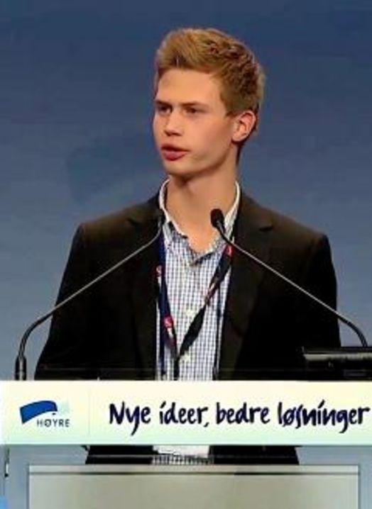 Profilbilde: Peder Gjerstad