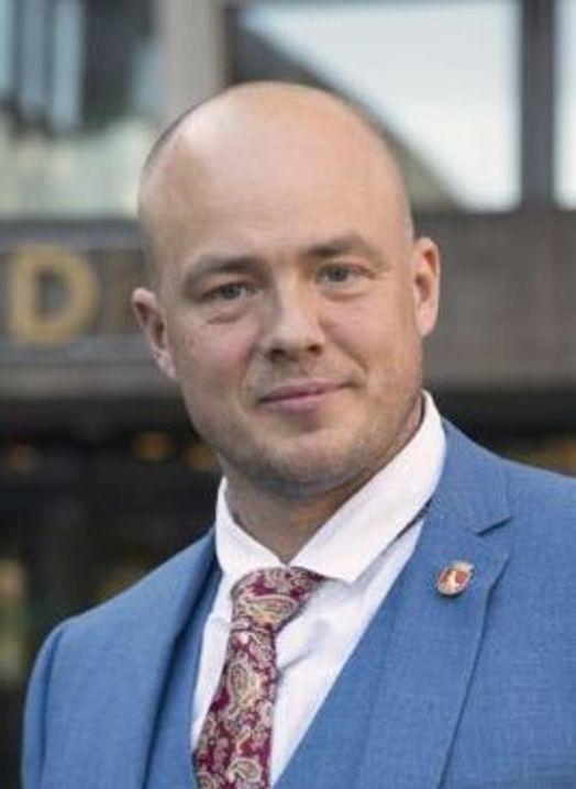 Profilbilde: Eivind Holmsen Sundrehagen