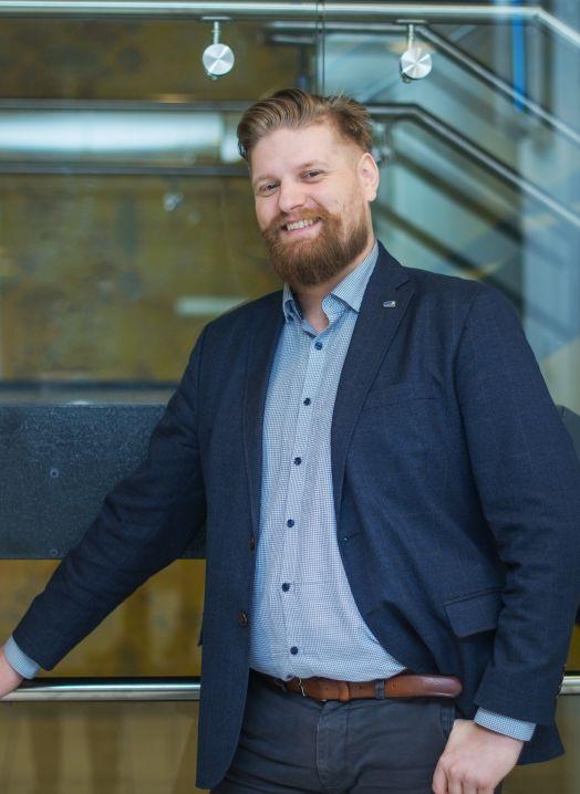 Profilbilde: Thomas Sakshaug