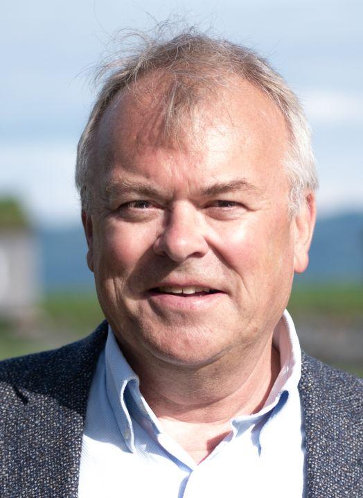 Profilbilde: Benjamin Schei