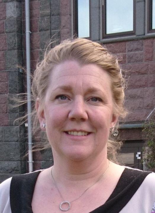 Profilbilde: Camilla Sagen