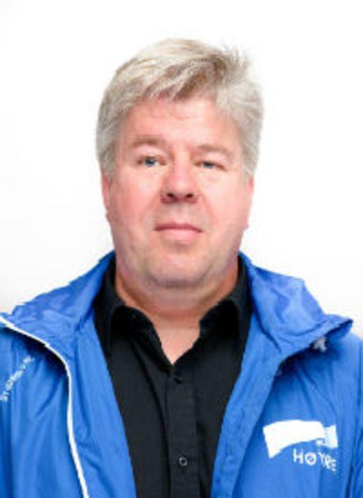 Profilbilde: Hagbart Eugen Aandal-Frøystadvåg