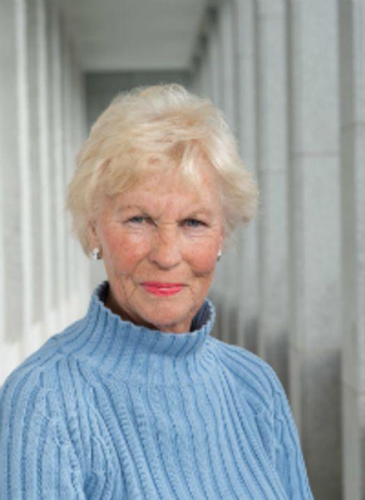 Profilbilde: Aslaug-Marie Helle
