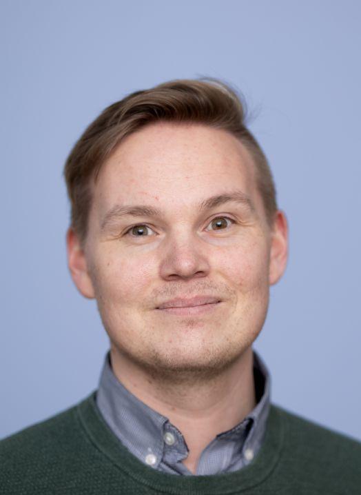 Profilbilde: Joakim Sennesvik