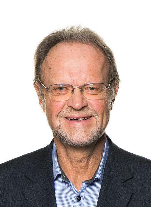 Profilbilde: Svein Svarstad