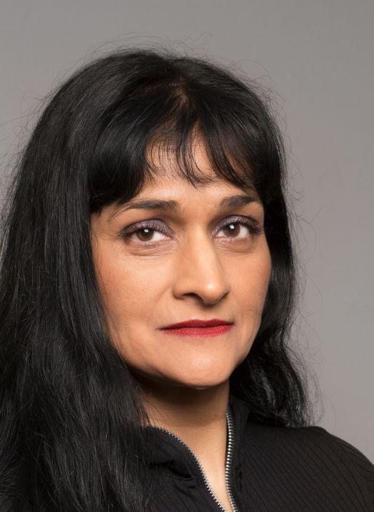 Profilbilde: Rubina Mushtaq Rikheim