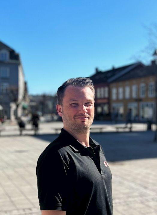 Profilbilde: Ove Erik Helgesen
