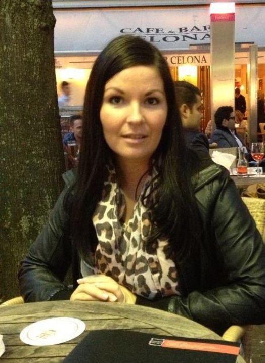 Profilbilde: Sanja Roganovic Heggelund