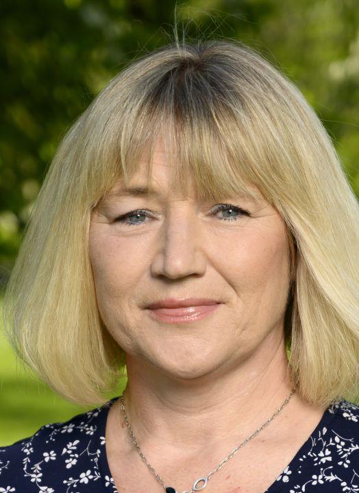 Profilbilde: Anette Vågene Shanks