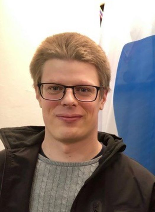 Profilbilde: Anders Fredrik Ulvig Kiær