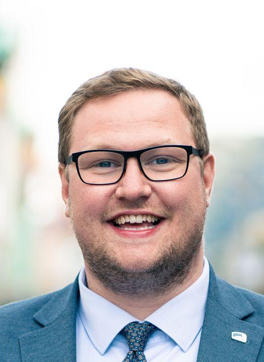 Profilbilde: Erlend Svardal Bøe