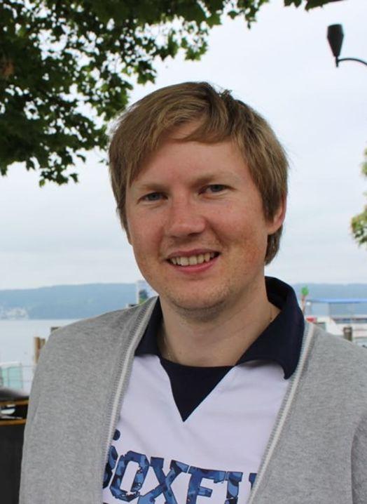 Profilbilde: Bjarne Gjestrum Hellesund