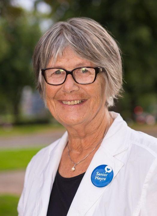 Profilbilde: Turid Wickstrand Iversen