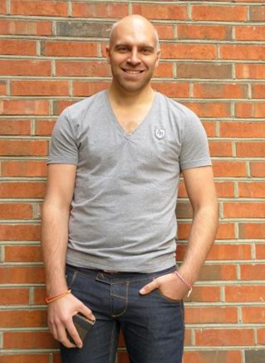 Profilbilde: Marius Trandheim Kristiansen