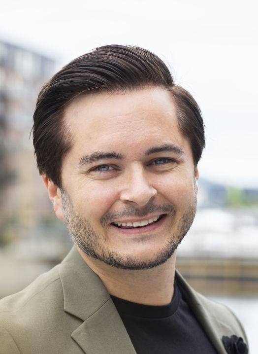 Profilbilde: Sebastian Johansen