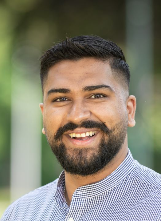 Profilbilde: Syed Wali Haider Gilani