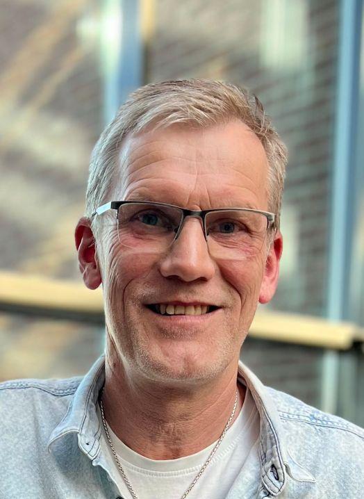 Profilbilde: Geir Kristian S Øverland