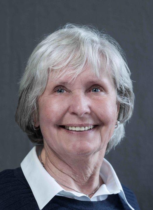Profilbilde: Berit Schau Solberg