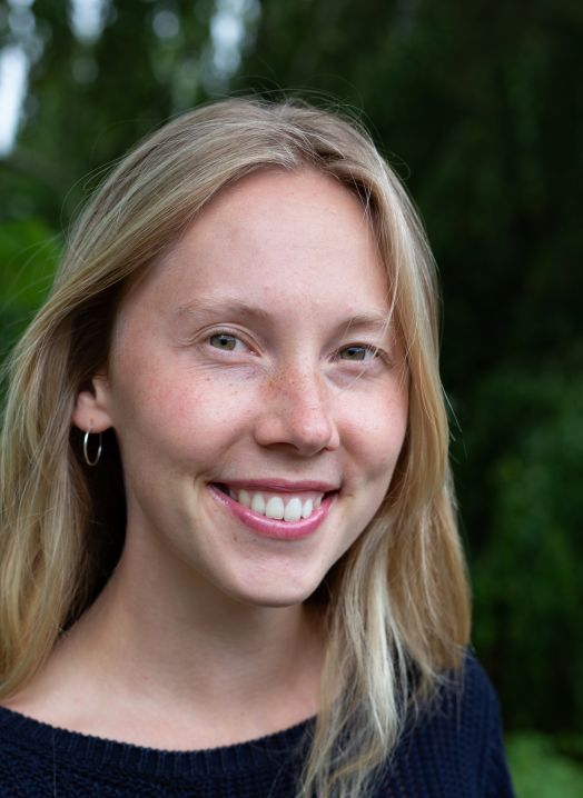 Profilbilde: Karoline Sjøen Andersen