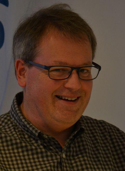 Profilbilde: Lars Vidvei
