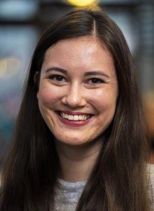Profilbilde: Caroline Hoff