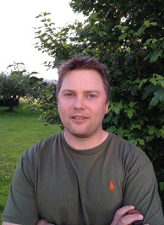Profilbilde: Håkon Narvestad Grenager