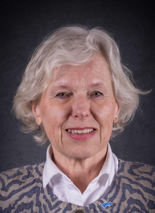 Profilbilde: Lisbeth Mathisen Grundt