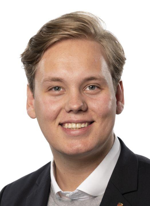Profilbilde: Fredrik Halsen