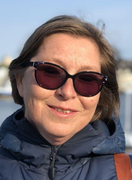 Profilbilde: Tone Bjørvik
