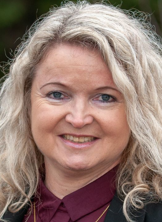 Profilbilde: Irene Omland