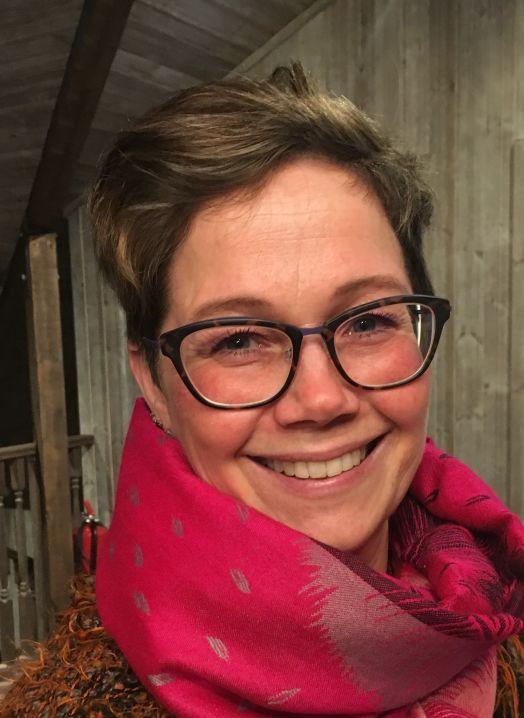 Profilbilde: Britt Larsen