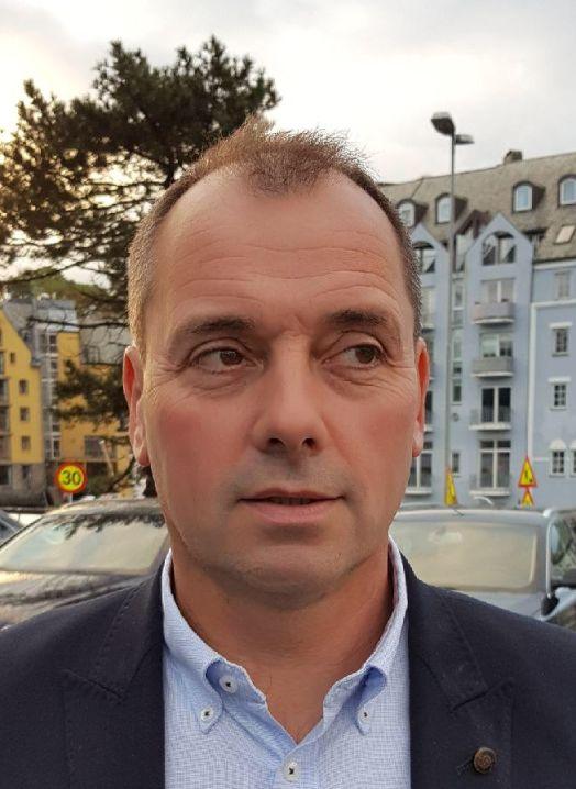 Profilbilde: Bjarne Fjærli