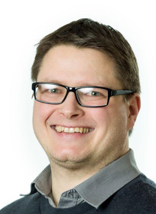Profilbilde: Jørgen Eriksson