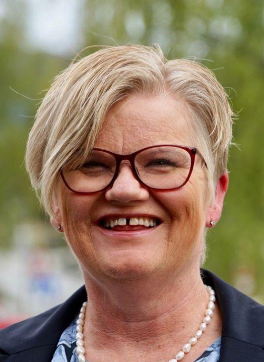 Profilbilde: Wenche Sæbø Ulsaker