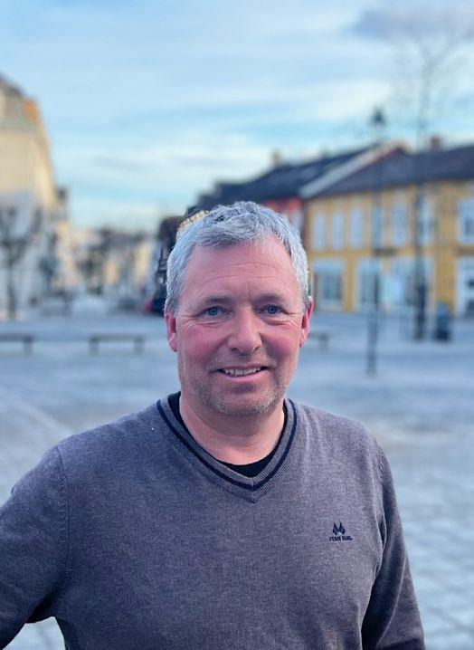 Profilbilde: Jan Frantzen