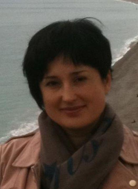 Profilbilde: Oxana Pedko Lindbäck