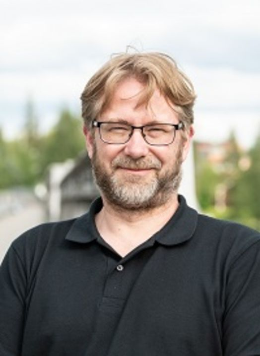 Profilbilde: Nils Richard Melby