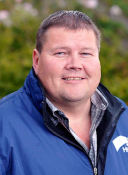 Profilbilde: John Sigve Tjelta