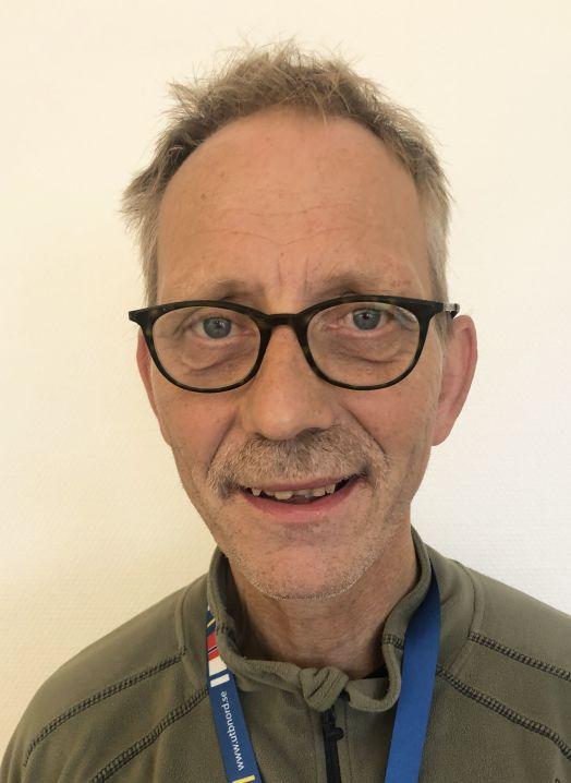 Profilbilde: Arnold Eliseussen