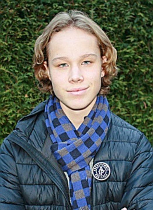 Profilbilde: Alexander Martinus Holst