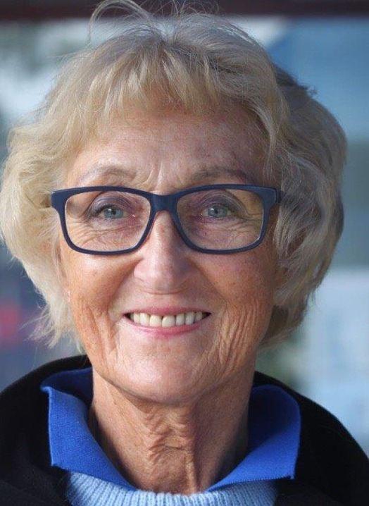Profilbilde: Eva Hennie Johnsen