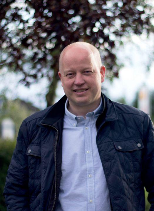 Profilbilde: Ola Steinar Apeland