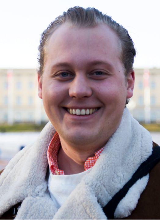 Profilbilde: John Andre Kongsvik