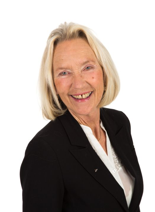 Profilbilde: Aase Klevberg
