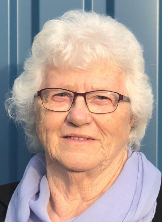 Profilbilde: Borghild Lobben