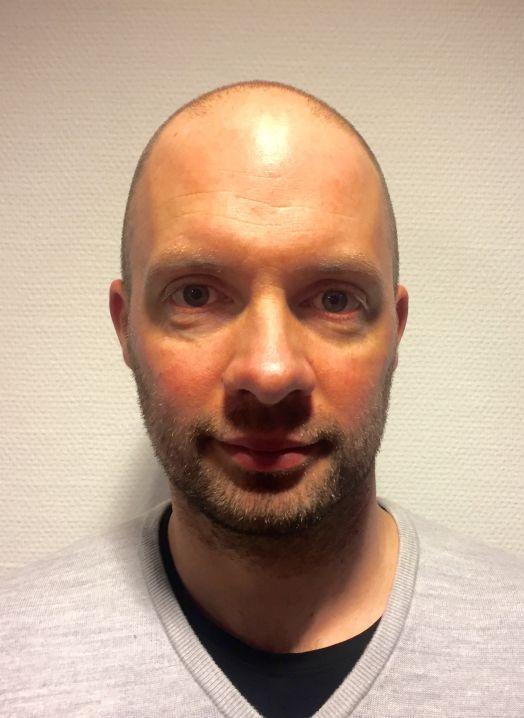 Profilbilde: Nicolai Jørgen Berner