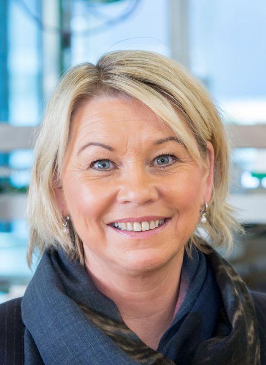 Profilbilde: Monica Mæland