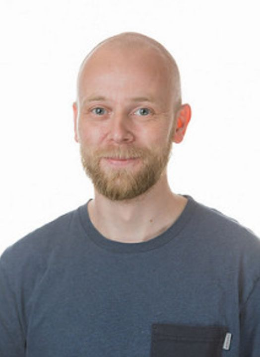 Profilbilde: Henrik Eriksen